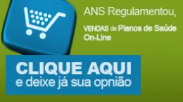 ANS Regulamentou VENDAS On-Line